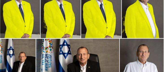 בוק בחירות של רון חולדאי 🖼️ פליקר עיריית תל אביב; סייברסייבר