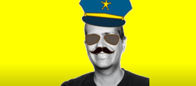 משטרת בדיחות האבא