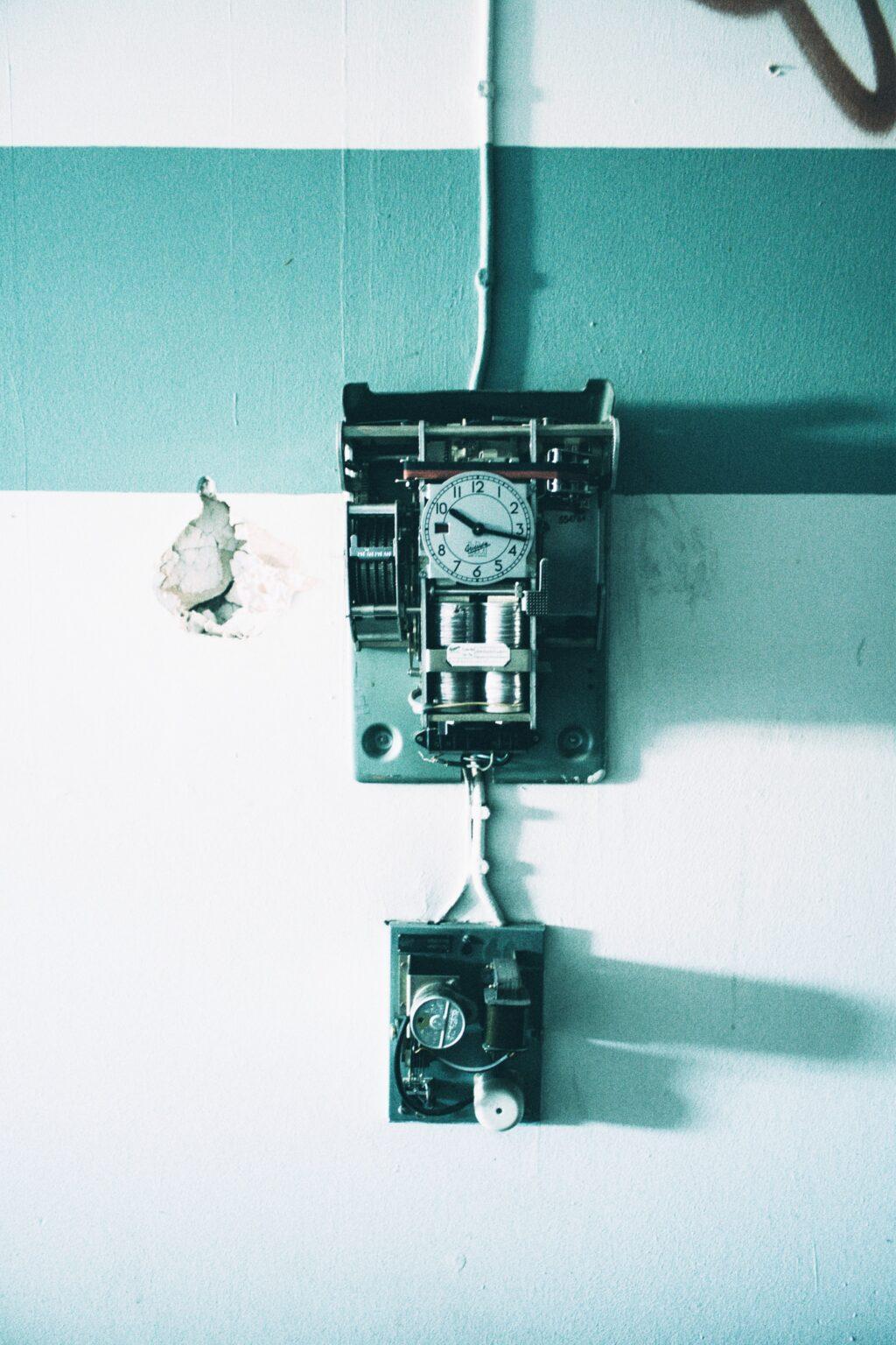 שעון נוכחות 🖼️ Hans Eiskonen