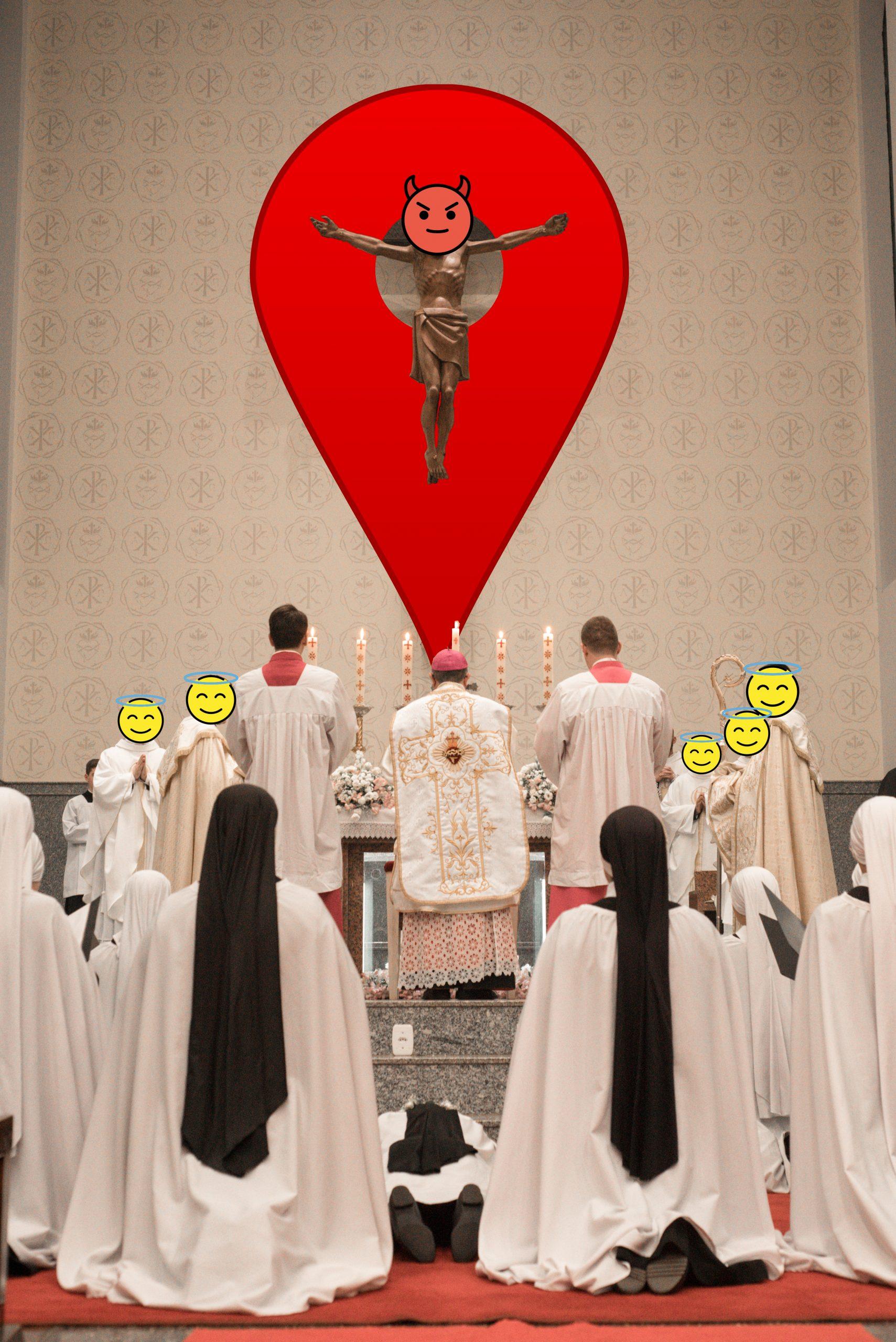 איתור מיקום ישו 🖼️ Campos Felipe + עידוק